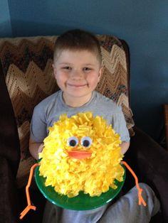 Parker's Easter parade hat :)