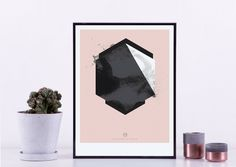 Graphic print & Artwork - new Collection Black & White from Maingraphicartwork