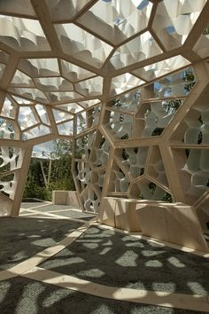 Bustler: The Times Eureka Pavilion by NEX and Marcus Barnett