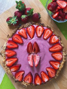 Vica epres gluténmentes pite receptje Horváth Éva készítette ezt a gyönyörű és finom epres gluténmentes pitét.