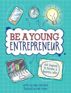 Calling all business-minded kids: this book is for you! If you've ever dreamed of starting your own business but have absolutely no idea where to begin, we've got good news for you. It's easy to succe