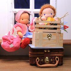 Barbaras Blumenkinder und Puppen Welt: Wir sind umgezogen -------->