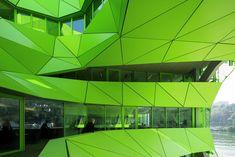 Gallery - Euronews / Jakob + MacFarlane Architects - 7