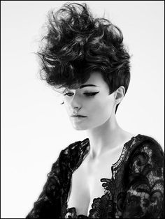 Tim Hartley on Pinterest | Brown Hairstyles, Salons and Black Curls