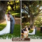 Weddings at the Temecula Creek Inn Stone House create such a great rustic vintage feel to the wedding.