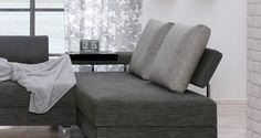 """Für noch mehr Gemütlichkeit auf den komfortablen Sofas der Serie """"Lucido"""" sorgen die zusätzlichen Rückenkissen. Diese sind in verschiedenen Stoffarten erhältlich. Bringen Sie mit diesen Kissen Farbe und eine echte Wohlfühlatmosphäre in Ihr Wohnzimmer."""