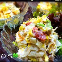 梅肉も入れました(*^^*) これ、あっという間になくなるやつだー!と思って倍量作りました✨  おかなさーん(*^^*) めちゃおいしい✨ 素敵レシピありがとう♡♡♡ - 138件のもぐもぐ - おかなさんの料理 お箸が止まらない♪白菜のサラダ♡ by tekko814