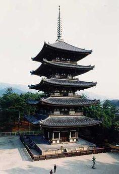 nara japon templo Lugares turísticos de Japón: los 7 más espectaculares