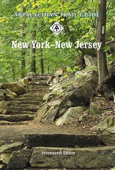 Appalachian Trail Guide to New York-New Jersey: New York - New Jersey Trail Conference