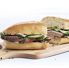 grilled pork sandwiches with fennel dill and cucumber grilled pork ...