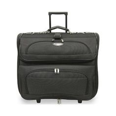 Travel Select TS6944G Travelers Choice Amsterdam Business Rolling Garment  Bag     Click on the a8926ed20e5ec