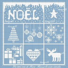 lestitescroixdeKara Xmas, Christmas, Diy Crafts, Quilts, Noel, Make Your Own, Quilt Sets, Navidad, Navidad