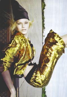 Suvi Koponen for Vogue Italia http://www.creativeboysclub.com/
