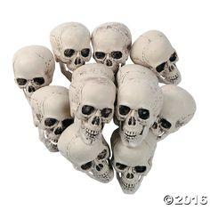 Bag of Skulls - OrientalTrading.com