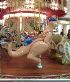 KANGAROO Painted Pony, Merry Go Round, Carousel Horses, Kangaroos, Best Memories, Wild Animals, Characters, Seasons, Store