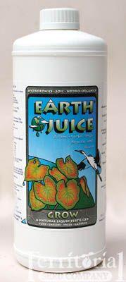 Earth Juice Grow