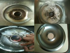 21 Best Stove Drip Pans Images Cleaning Hacks Cleaning