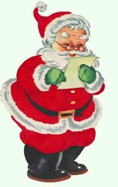 ImagiMeri's: Even more Christmas graphics! christmas sayings clipart Vintage Christmas Images, Old Fashioned Christmas, Christmas Past, Father Christmas, Retro Christmas, Vintage Holiday, Christmas Pictures, Xmas, Christmas Greetings