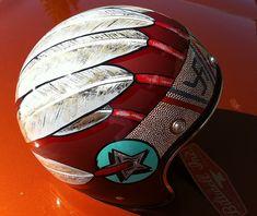 Biltwell helmet