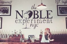 The Noble Experiment NYC, Micro Brewery
