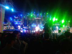 NICKELBACKIN ROCK IN RIO!!!