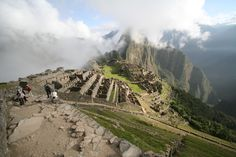 Machu Picchu Peru, courtesy of Roy Schrijft, one of our great group members