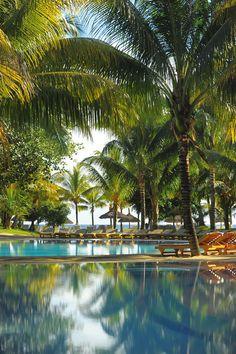 Pool - Le Canonnier - Mauritius