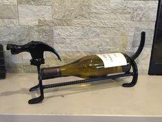 Dachsund/Wiener Dog Wine Bottle Holder