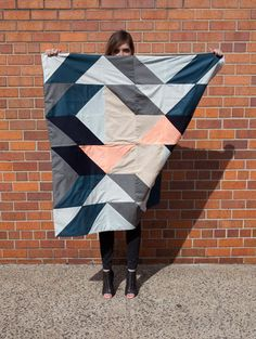 chiyome studio quilt. color harmony