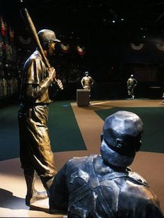 Negro League Baseball Museum | Kansas City's urban development highlights new attractions while the old favorites still shine.