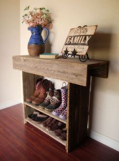 rustic wood project-barn wood