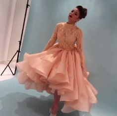 Find More Evening Dresses Information about New Arrival 2015 Celebrity Dress Myriam Fares High Neck Long Sleeve Lace Sequin Ankle Length Prom Party Gowns Evening Dress FD15,High Quality dress xxxxl,China dress construction Suppliers, Cheap dress wave from Suzhou Romantic Wedding Dress Co. Ltd on Aliexpress.com