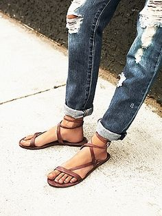 41041ce88b07 Sausalito washed blush sandals size 7 sold New in box Free People Shoes  Sandals