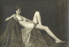 Alfred Cheney Johnston & The Ziegfeld Girls'