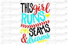 SVG, DXF, EPS Cut file, Seams & dreams, baseball sister svg, softball mom svg, socuteappliques, silhouette cut file, softball cut file by SoCuteAppliques on Etsy https://www.etsy.com/listing/277187200/svg-dxf-eps-cut-file-seams-dreams