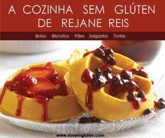 Quer aprender a fazer bolos, biscoitos, pães, salgados e tortas sem glúten?  Baixe gratuitamente o livro de Receitas da Rejane Reis: http://www.riosemgluten.com/a_cozinha_sem_gluten_de_rejane_reis.pdf  Fique por dentro de mais receitas saudáveis no nosso Instagram.   Acesse: https://www.instagram.com/emporioecco/
