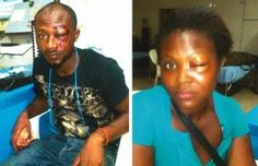 Queen of the Naija Blog: Nigerian woman brutalized by police finds she's Pr...