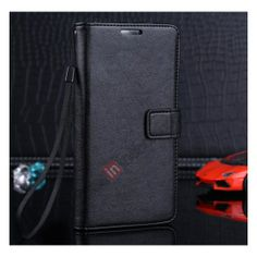 Luxury Flip Leather Wallet Stand Case For Samsung Galaxy Note 3 III N9000 - Black US$11.69
