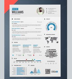 amazing resume templates 2016 that would help you to land a job creative flat slim and other resume template design not only for designer positions - Interesting Resume Templates
