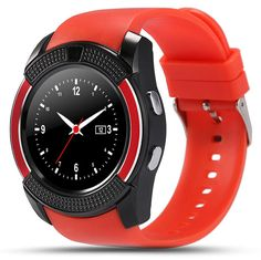 Smart Watch for Android Phone Support SIM TF Reloj Inteligente Smartwatch PK GT08 U8 DZ09 Q18 Wearable Smart Electronics Stock #Affiliate