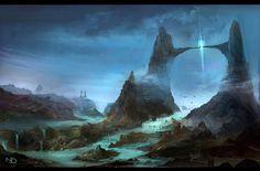 Gateway to Utopia by ~Nele-Diel on deviantART