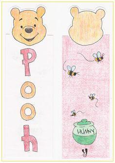 .: Pooh bookmark :. by Ytse80