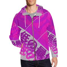 The Lowest of Low Japanese Banner All Over Print Full Zip Hoodie for Men (Model Fashion Models, Mens Fashion, Fashion Trends, Top Supermodels, Hooded Jacket, Bomber Jacket, Swimwear Fashion, Full Zip Hoodie, Hoodies