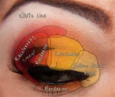Cómo hacer: Puesta del sol brillante con maquillaje Sombras Geek | Makeup Geek