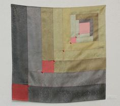 Korean patchwork by Sohyun Park Gees Bend Quilts, Fabric Board, Diy Art Projects, Types Of Craft, Korean Traditional, Fabric Squares, Quilting Designs, Surface Design, Textile Art