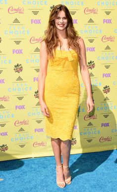 Pin for Later: Seht alle Stars bei den Teen Choice Awards! Robyn Lawley