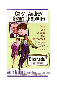 Charade People Art Print - 30 x 46 cm