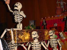 Dia de Muertos...   Puebla