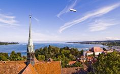 #Konstanz - Die größte Stadt am #Bodensee