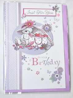Handmade Birthday card £1.29 + Postage